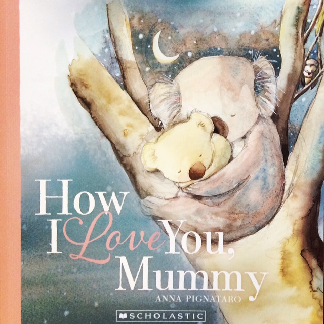 How I love You Mummy